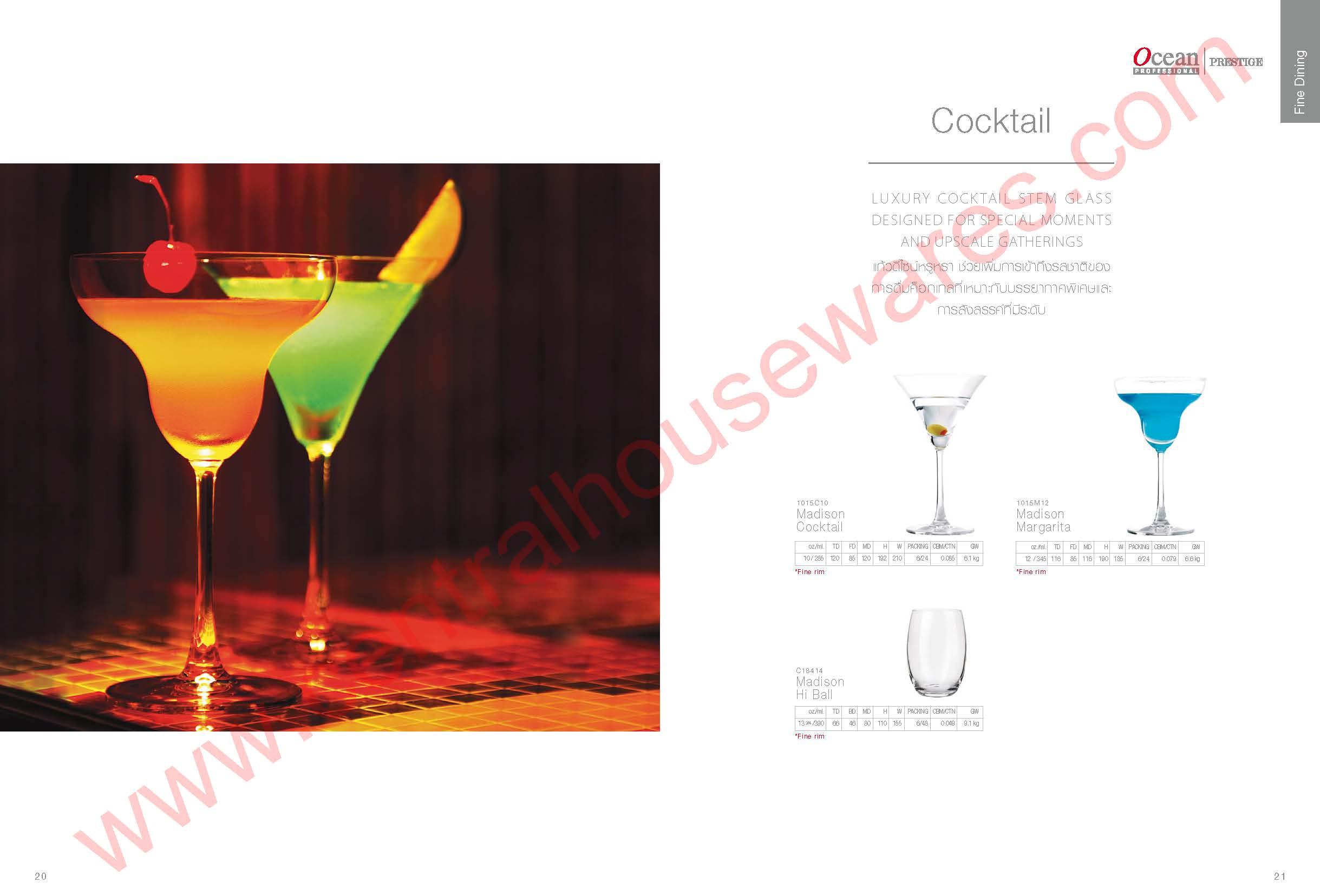 ocean glassware pdf